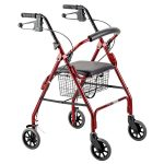 Days-Seat-Walker-with-Handbrakes-and-Curved-Backrest-Red-MOBWAL70149.jpg