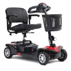Drive Medical Sport + Superior Mobility Scooter with suspension