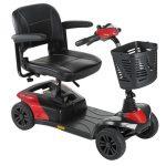 invacare-colibri-mobility-scooter-red