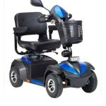 Python-4-Mobility-Scooter-blue